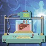Российская компания начинает печатать в космосе человеческие органы