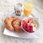 В чем польза утреннего приема пищи