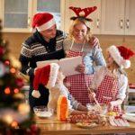 Правила безопасности для новогодней кухни
