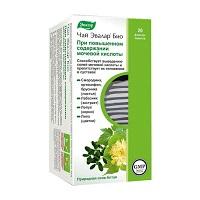 Чай Эвалар био при повышенном содержании мочевой кислоты