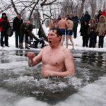 Какие правила нужно запомнить перед купанием в проруби