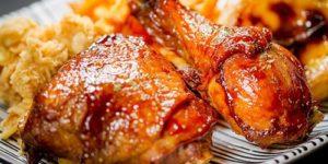 Как сделать жареную курицу безопаснее для здоровья