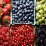 От жирной еды спасут ягоды