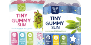 Мармелад Tiny Gummy Slim для похудения — цена, отзывы. инструкция как худеть.