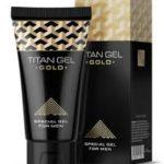 Titan Gel Gold крем для члена