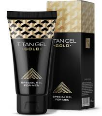 Titan Gel Gold крем для члена