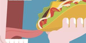 Как похудеть прямо во время еды