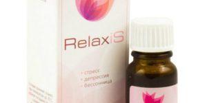 RelaxiS — капли от стресса отзывы