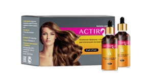 Actirost для волос