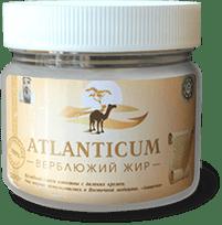 Atlanticum крем для суставов