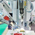 400 роботов-хирургов появятся в России к 2020 году