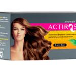 Actirost (Актирост) для волос: отзыв врача, цена, где купить
