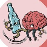 Чувствуете себя отлично после одного бокала? А ваш мозг – нет