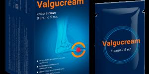 Valgucream крем от косточки