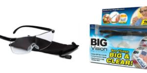 ОТЗЫВЫ об увеличительных очках Big Vision
