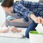 Влажные салфетки открывают путь пищевым аллергиям у детей