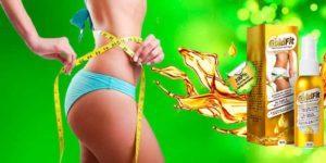 GoldFit моделирующий спрей-масло против подкожного жира состав