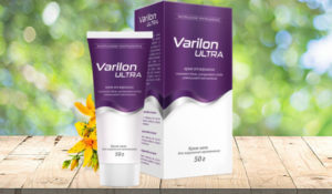 Varilon Ultra крем от варикоза