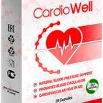Капсулы от гипертонии CardioWell
