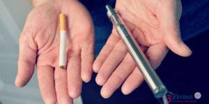 Электронные сигареты приносят намного меньше вреда организму