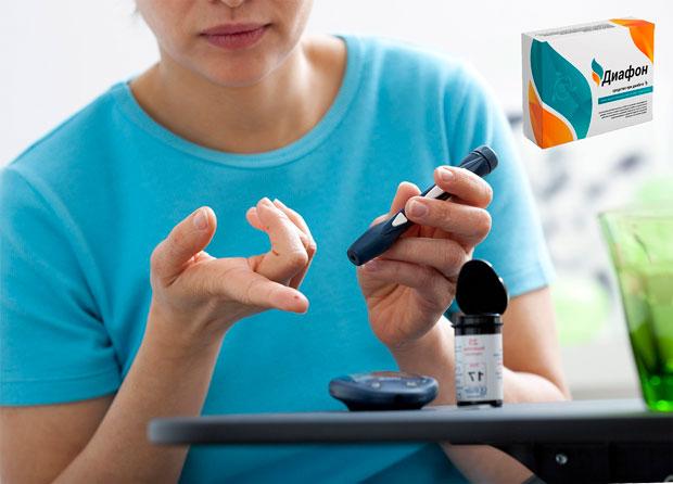 Средство Диафон от диабета купить