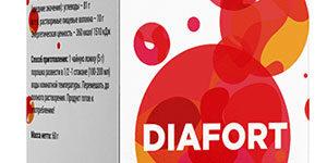 Диафорт — лечебное питание при диабете