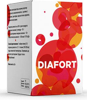 Диафорт при диабете