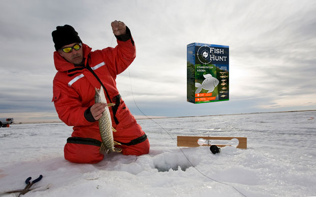 Стимулятор для клева Fish Hunt
