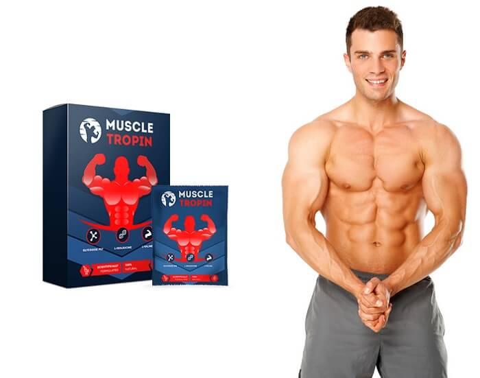 Препарат Muscle Tropin для похудения