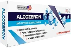 Alcozeron: комплекс от алкозависимости с доказанной эффективностью