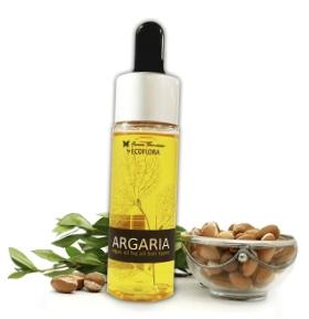 Средство Argaria для здоровья волос