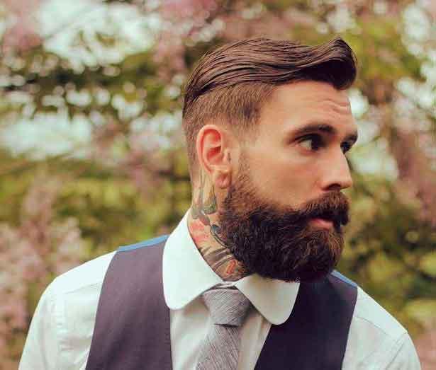 брутальная борода