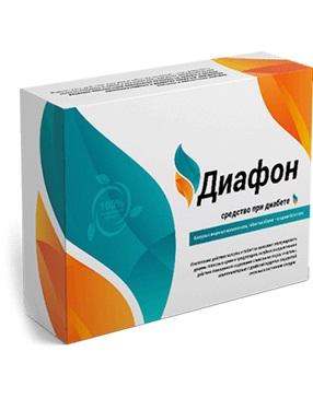 Диафон — комплекс для болеющих сахарным диабетом