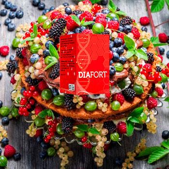ягоды при диабете