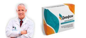 Запатентованное средство Диафон от диабета: ликвидация симптомов и причин болезни