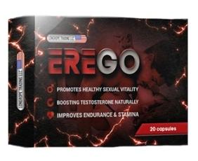 Erego – натуральный препарат для улучшения потенции