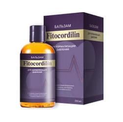 Фитокордилин — современное средство от высокого давления