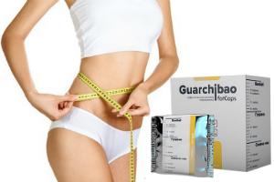 Гуарчибао для похудения