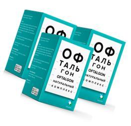 офтальгон для зрения