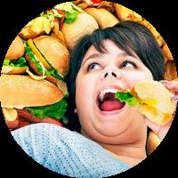 Неправильное питание, как источник целлюлита