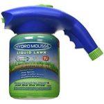 Hydro Mousse — яркий газон за один «пшик»