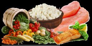 Рацион питания на каждый день для похудения