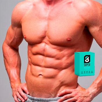 мускулистое тело