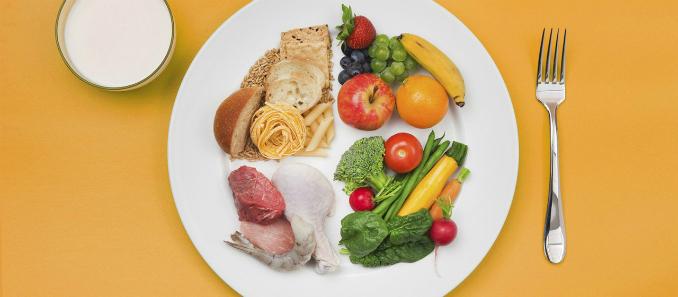 Дробное питание для женщин
