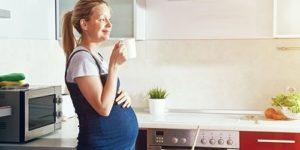 При беременности три чашки чая в день несут опасность будущему ребенку
