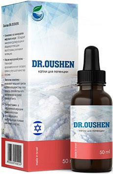 Капли Dr.Oushen – первый шаг на пути к мужскому здоровью