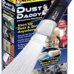 Dust Daddy — насадка на пылесос для абсолютного удаления пыли