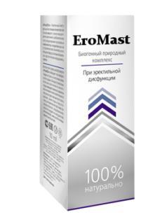Eromast для мужского здоровья и стойкой эрекции