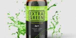 ExtraGreen жидкий зеленый кофе для похудения отзывы