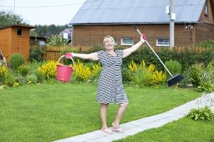 Отзыв Ольги о жидком газоне Hydro mousse